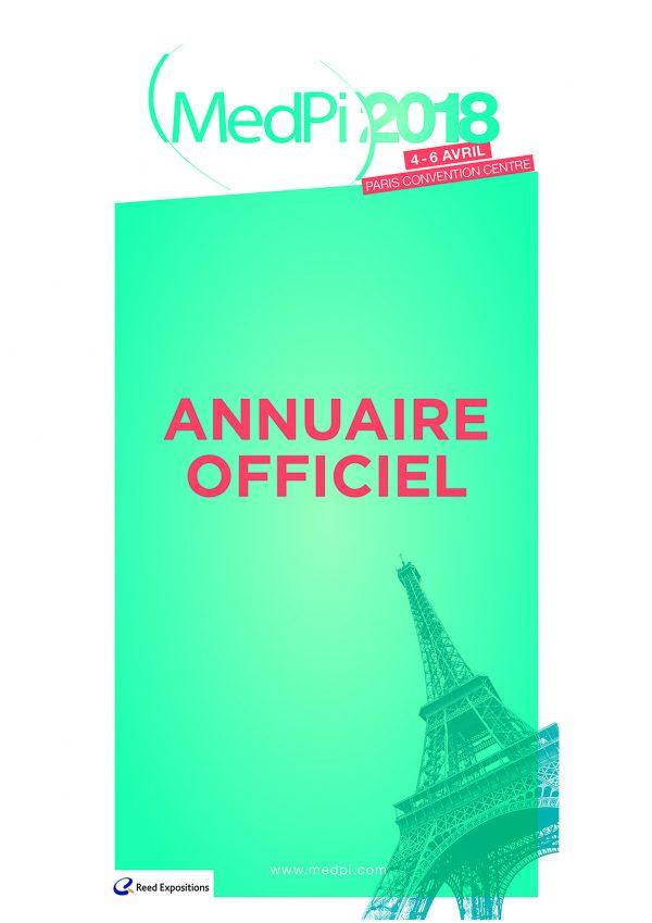 REED EXHIBITION FRANCE – Salon MEDPI 2018