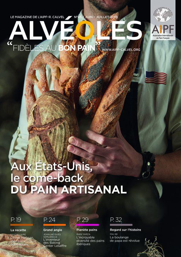Alvéole – Association Internationale du Pain Français