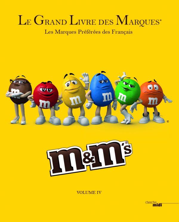 Grand Livre Des Marques M&M's