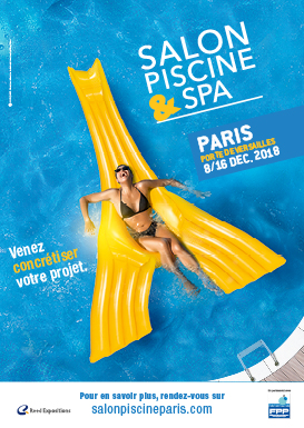 Catalogue Salon de la piscine 2018 – Reed Exhibition